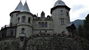 Castel Savoia di Gressoney